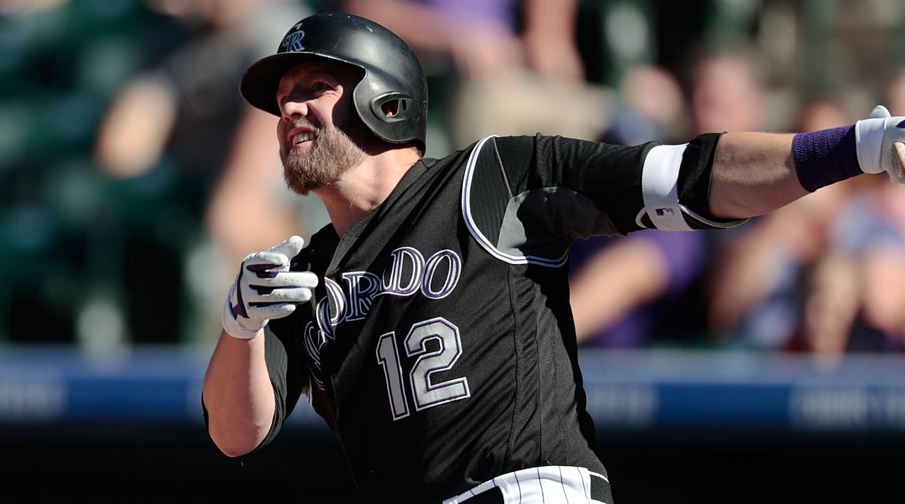 Mark Reynolds, Colorado Rockies