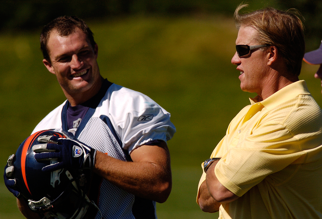 A close relationship with John Elway helped prepare Lynch for his new GM role.