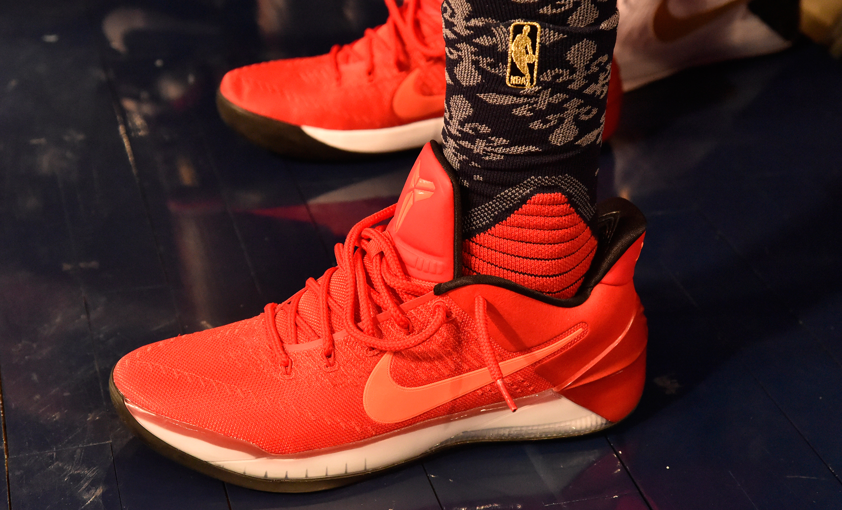 Worn by John Wall at the NBA Skills Challenge