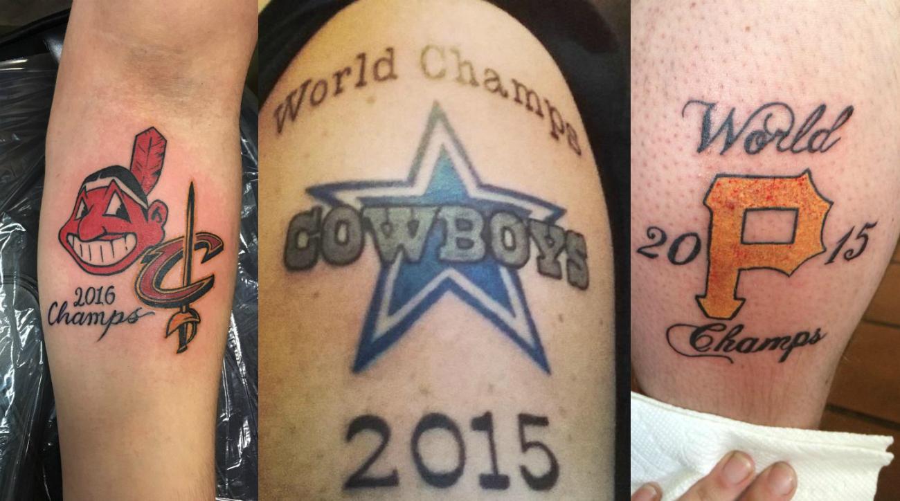 Premature Championship Tattoos Psychology Behind Fans