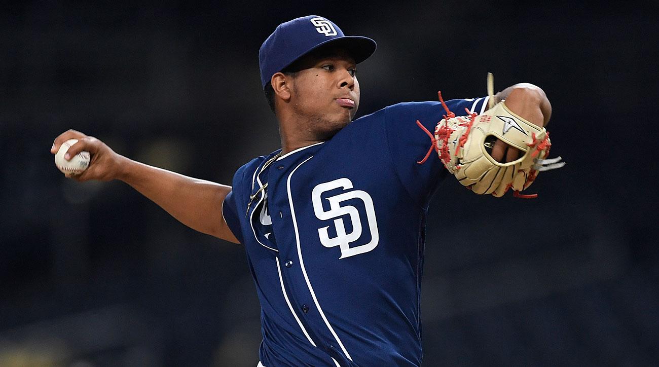 Anderson Espinoza, San Diego Padres