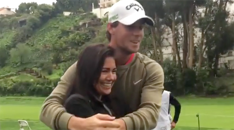 Thomas Pieters had some making up to do after one shot last week.