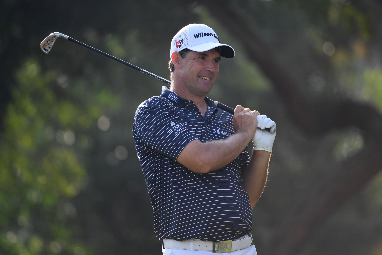 Padraig Harrington is a three-time major winner from Ireland.