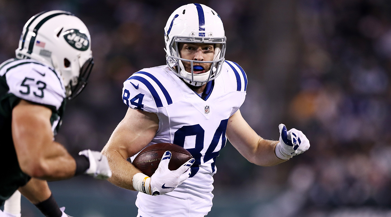 If the Colts don't re-sign Jack Doyle, he could find a new home with a tight end-needy team like the Lions.