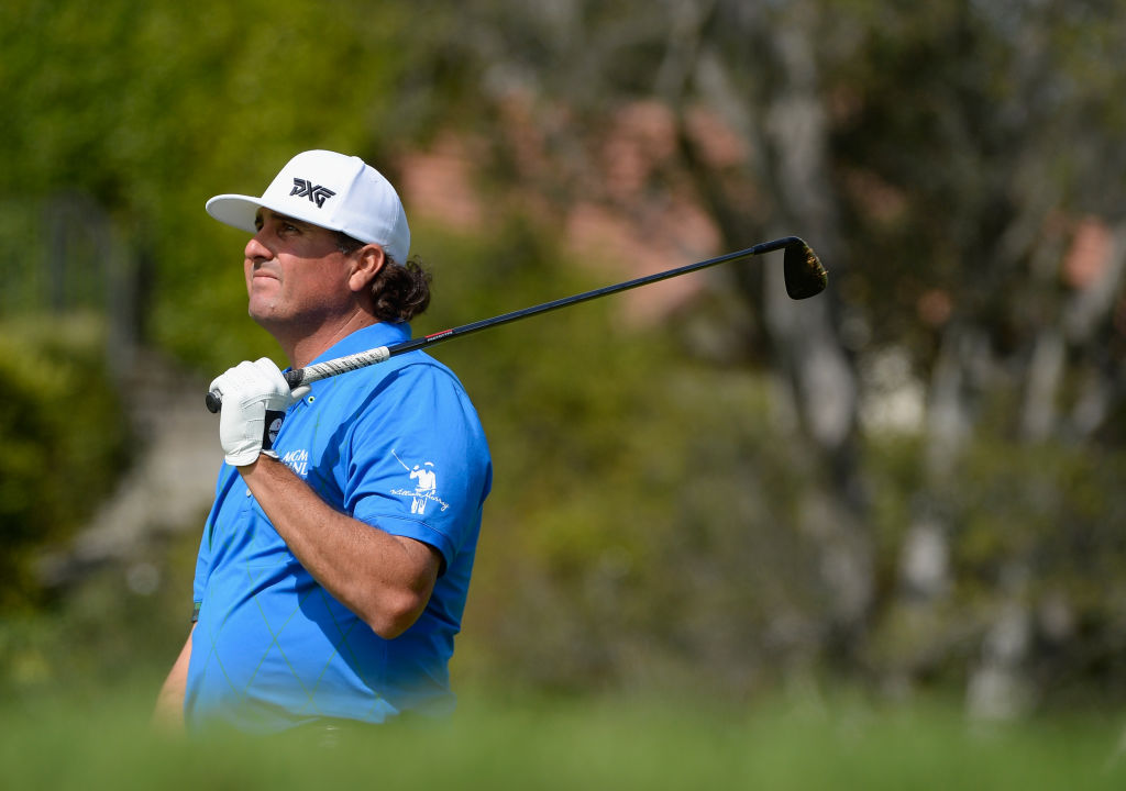 Pat Perez finished 28th last week at the Genesis Open.