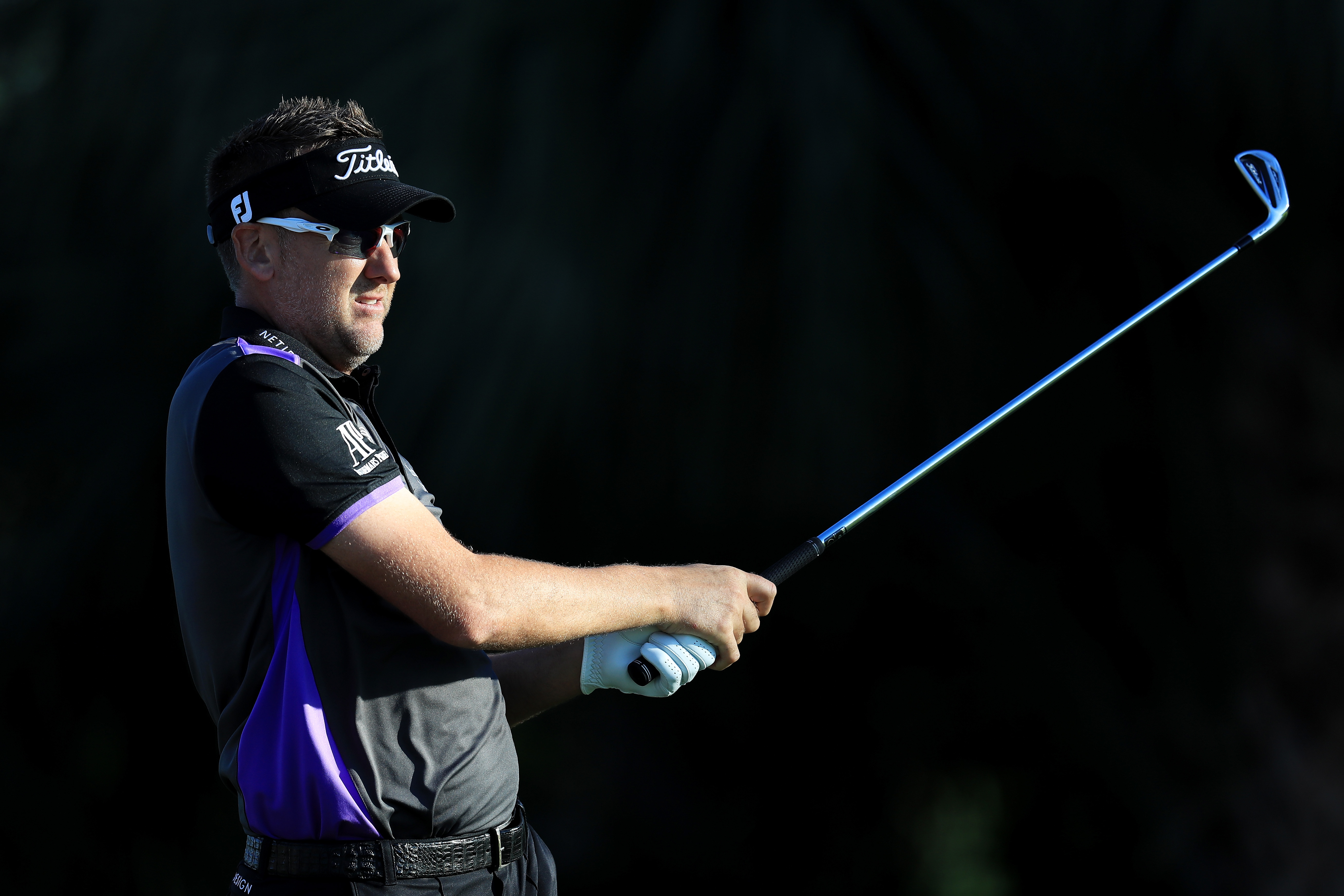 Ian Poulter hasn't won a professional event since 2012.
