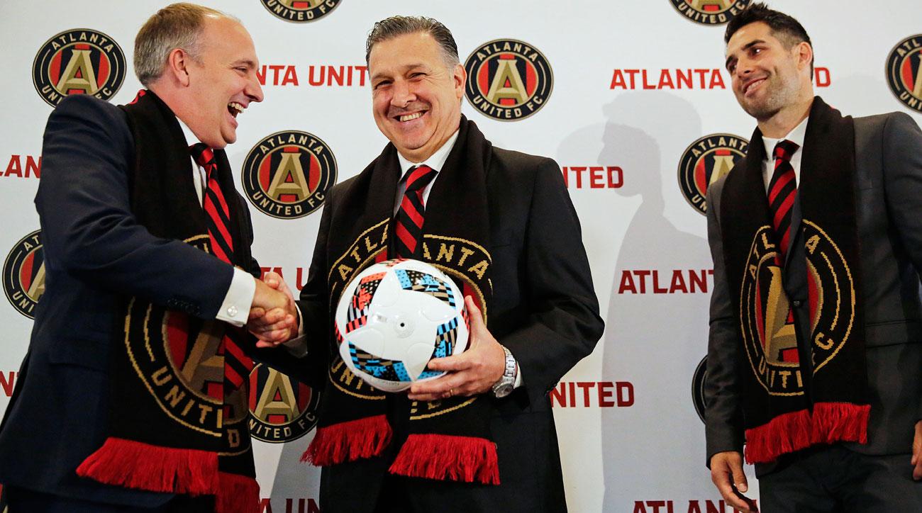 Atlanta United enters its first season in MLS
