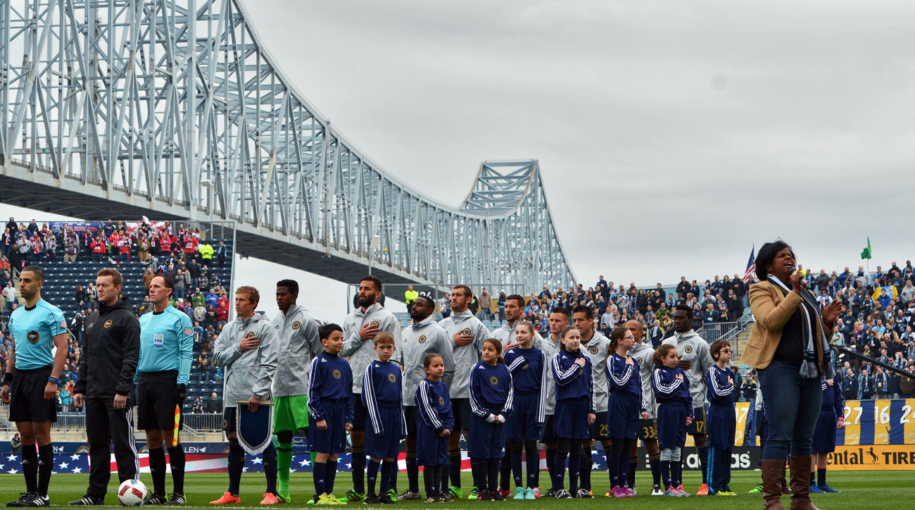 The Philadelphia Union are looking to contend in MLS's Eastern Conference