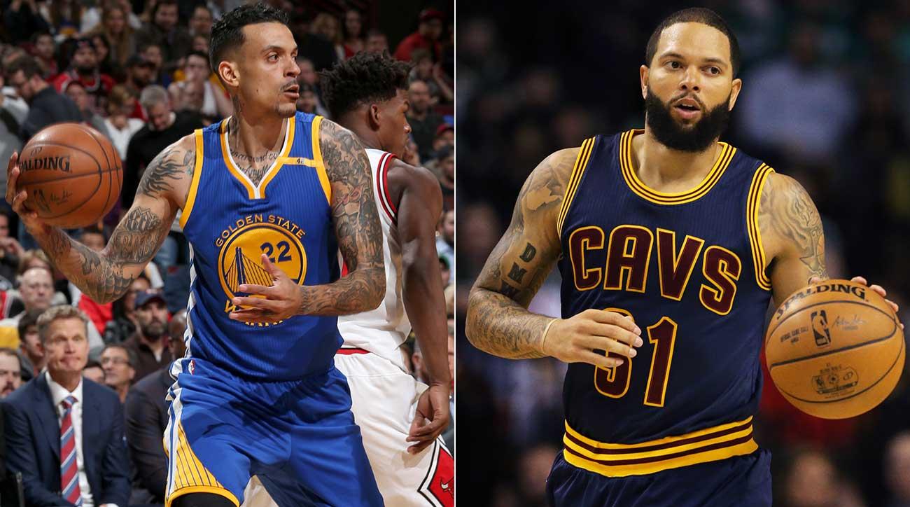 NBA buyout signings