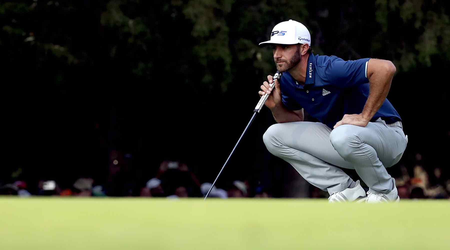 Dustin Johnson missed several short putts last week, but that doesn't tell the whole story.