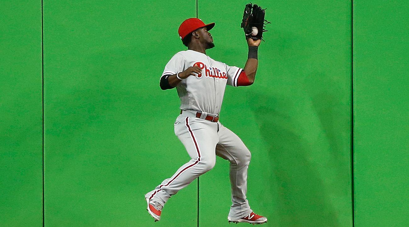 Odubel Herrera, Philadelphia Phillies