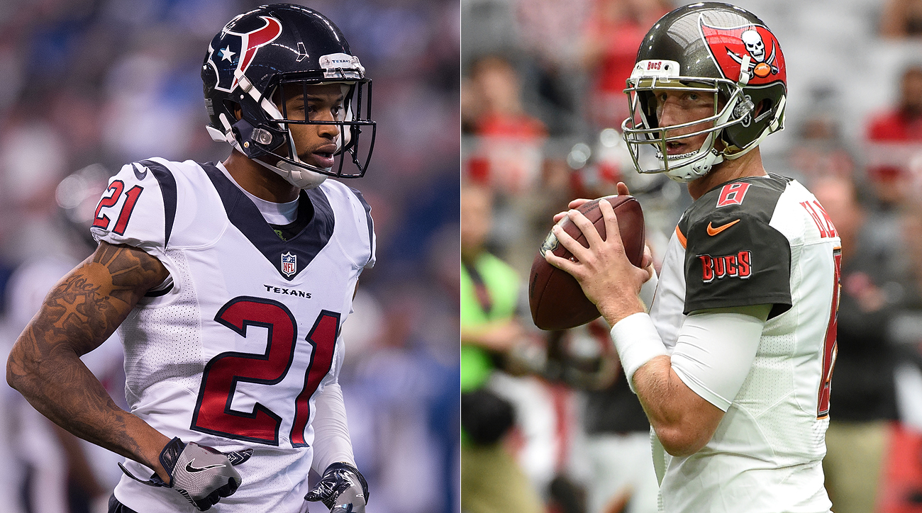 NFL free agency thoughts on Mike Glennon A J Bouye