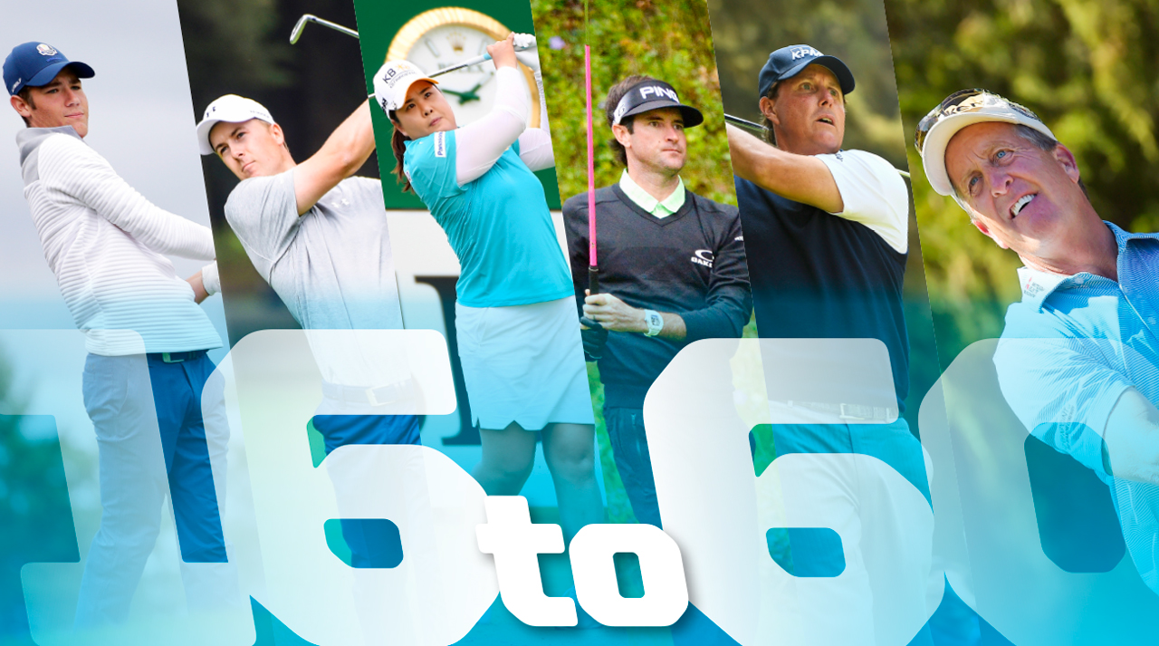 "Who, at this moment in time, are the best golfers at every age? Who is currently the best 20-year-old on the planet? And the best 50-year-old? Is Inbee Park, 28, better than Rickie Fowler, 28? Does Paul Casey have more game than Jimmy Walker? What follows is our ranking of the best golfers, ages 16 to 60. When assessing players' worthiness, we weighed their previously demonstrated ability, win totals and World Ranking status with a heavy dose of ""What have you done for me lately?"" Here are our winners (ages accurate as of March 8, 2017), along with a few notables who deserve honorable mentions."