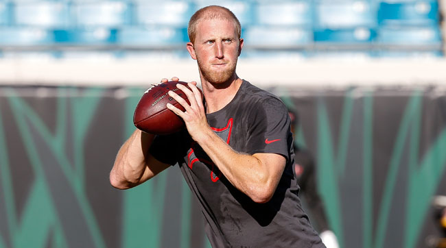 huge discount 4ac6f 0ebf3 The Bears Aren't Crazy for Signing Mike Glennon | SI.com