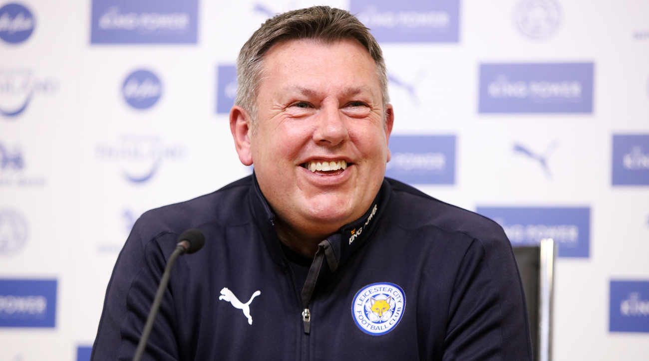 craig shakespeare retains leicester job until end of season com