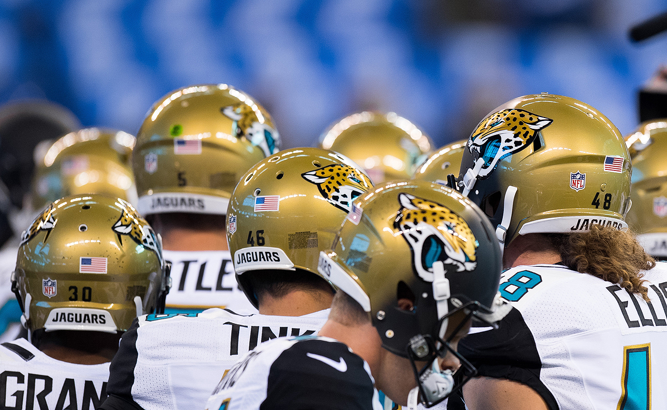 The Jags have seen plenty of change in the past few years—new uniforms, new owner, new players—but have no playoff appearances to show for it.
