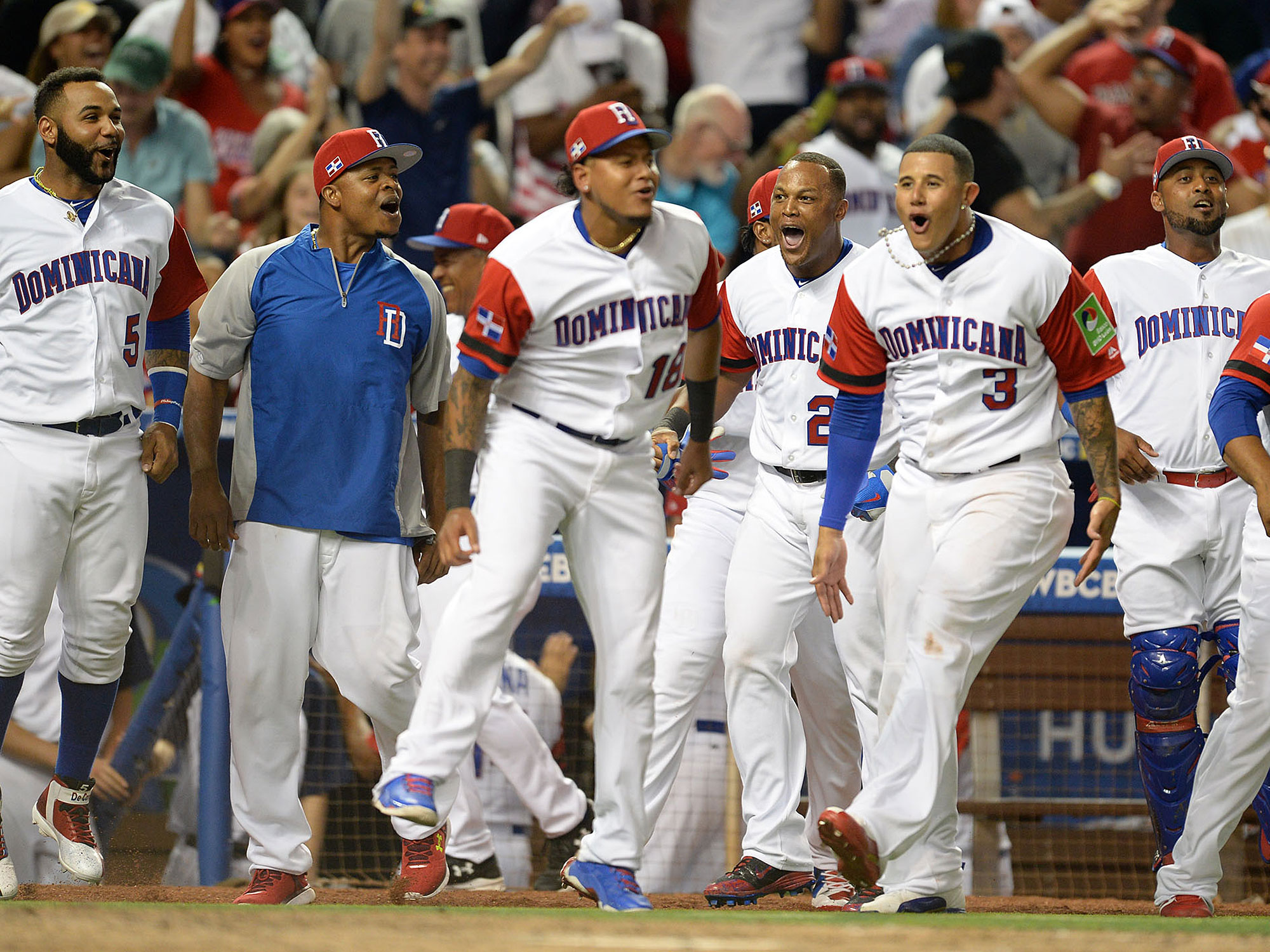 Dominican Republic, World Baseball Classic