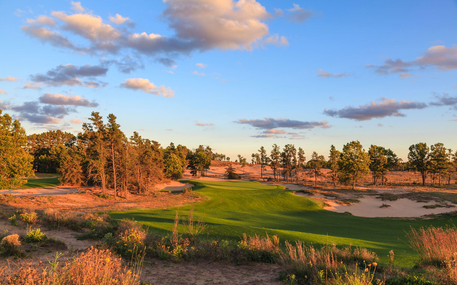 Sand Valley is one of the newest golf resorts to arrive on the scene from KemperSports.