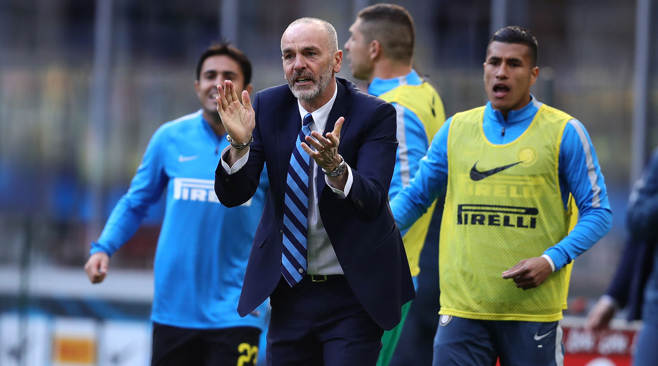 Stefano Piolo has led Inter Milan back to success
