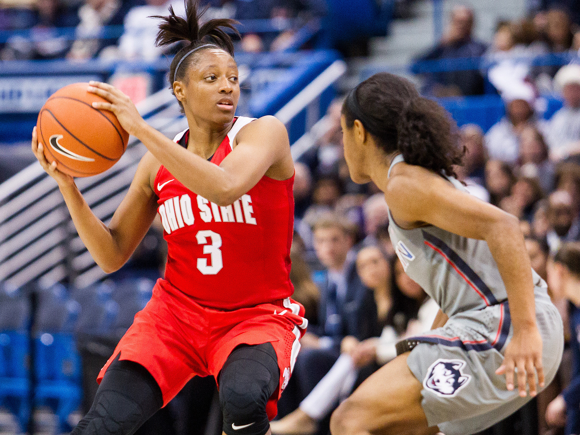 Ohio State Kelsey Mitchell