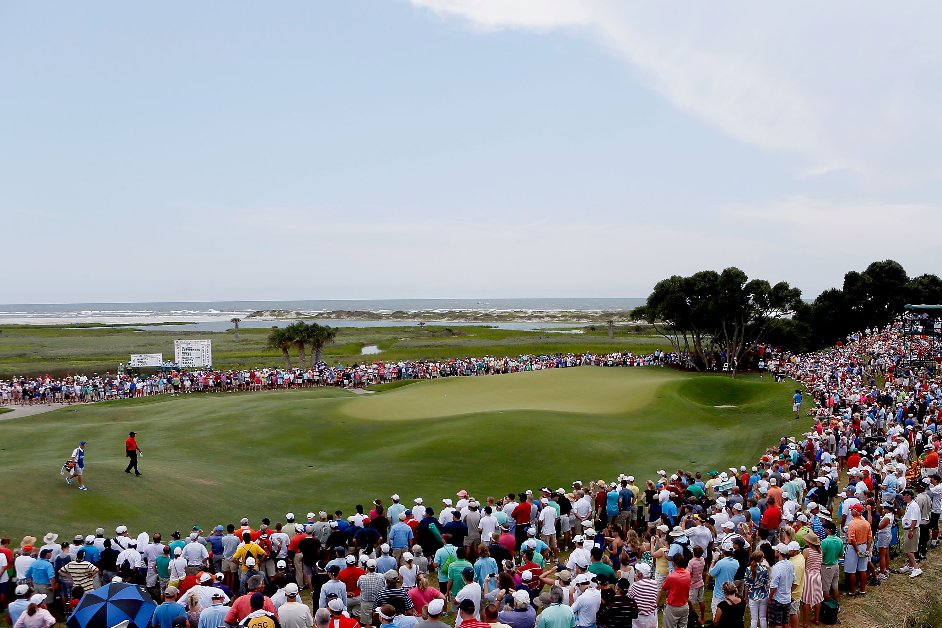 This year's finals will be held at the Ocean Course at Kiawah Island, site of the 2012 PGA Championship.