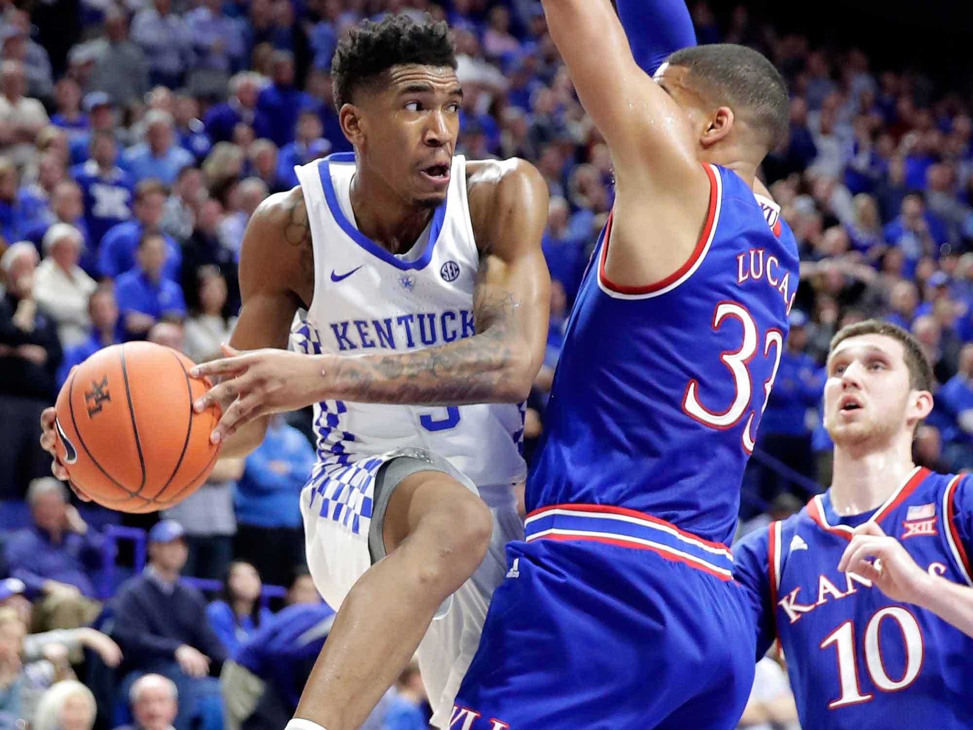 Uk Basketball: NCAA Tournament: 8 Prospects Every NBA Fan Should Watch