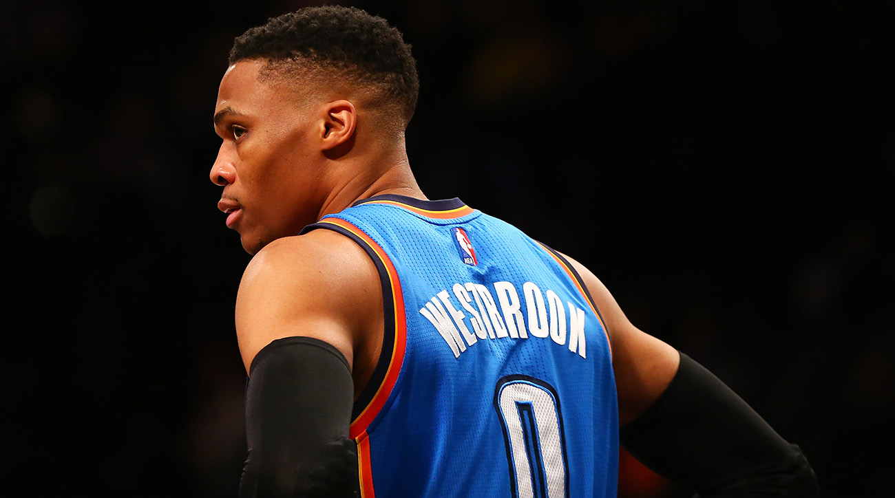 Russell Westbrook: Thunder guard has first perfect triple ...