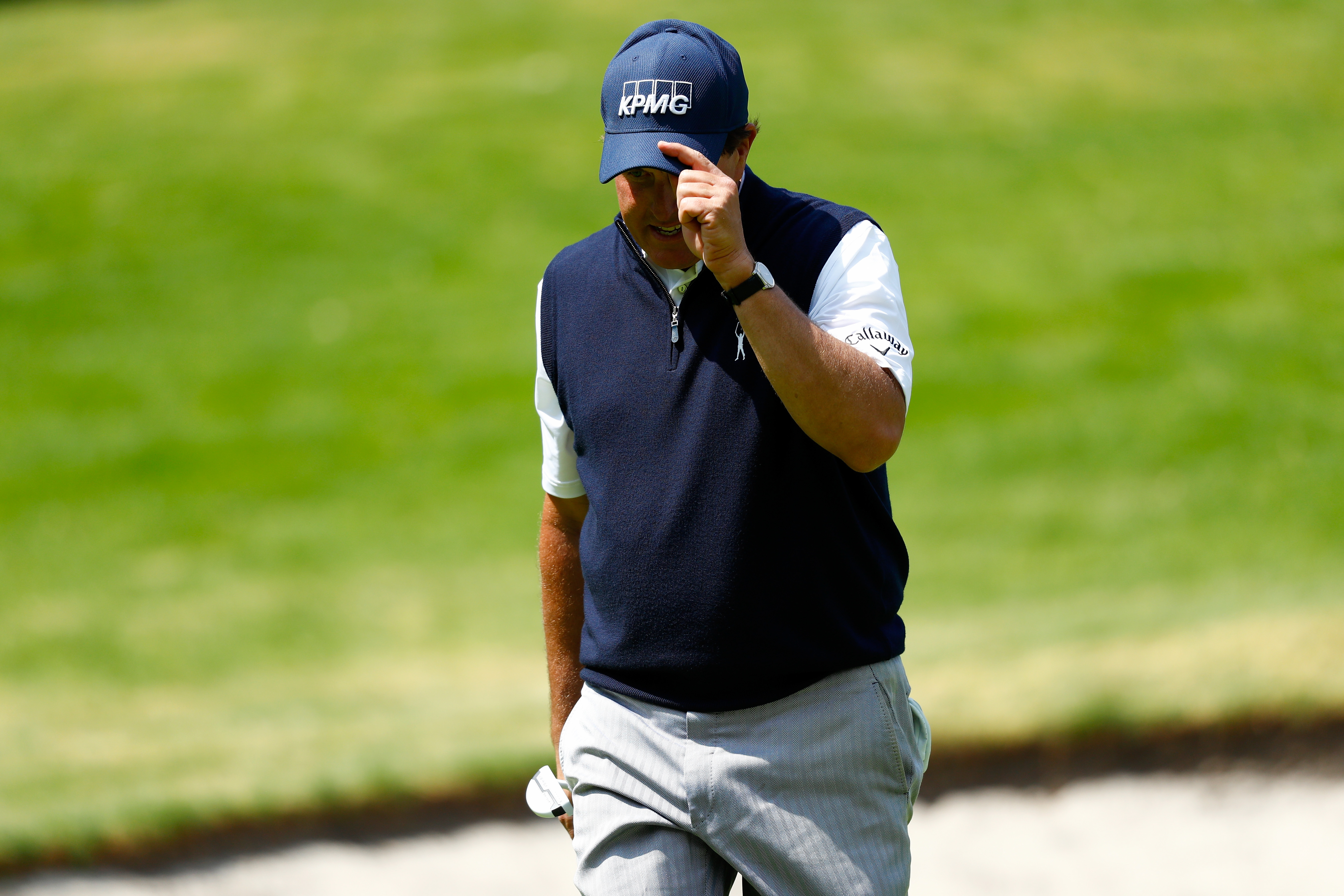 Phil Mickelson was ordered to forfeit $1 million after the SEC named him as a relief defendant in a civil lawsuit.