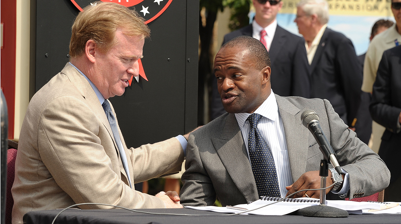 The NFL is four years away from the expiration of the collective bargaining agreement negotiated, in part, by Roger Goodell and DeMaurice Smith.