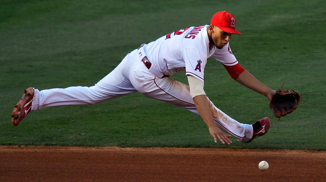 Andrelton Simmons, Los Angeles Angels