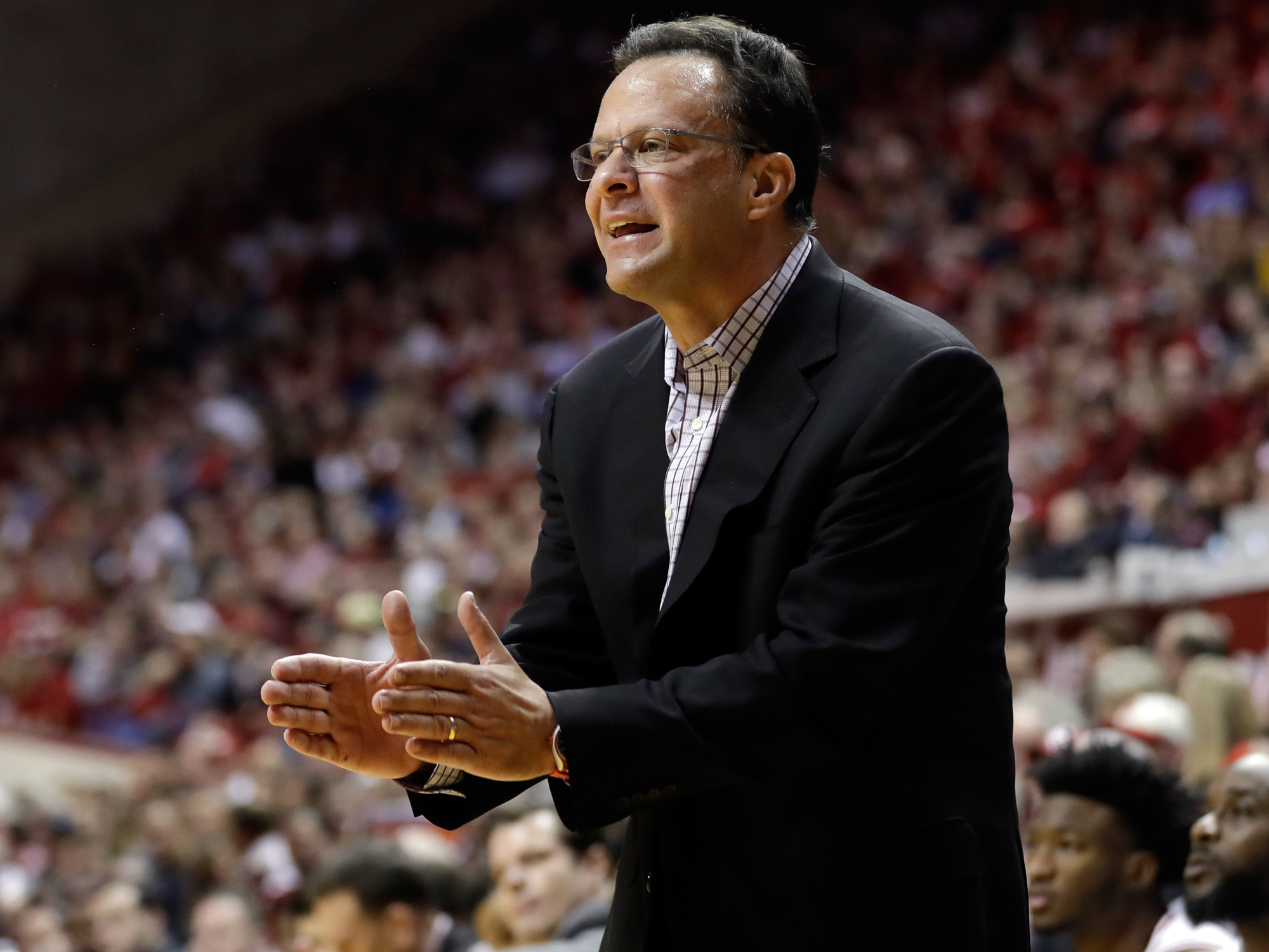 Tom Crean S Coaching Family Is Ready To Support Him After