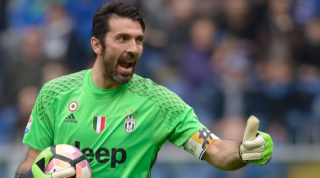 Gianluigi Buffon sets another record for Juventus