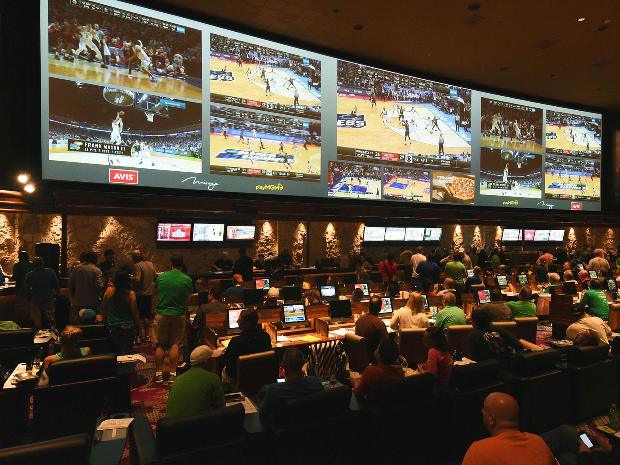 Las Vegas NCAA tournament