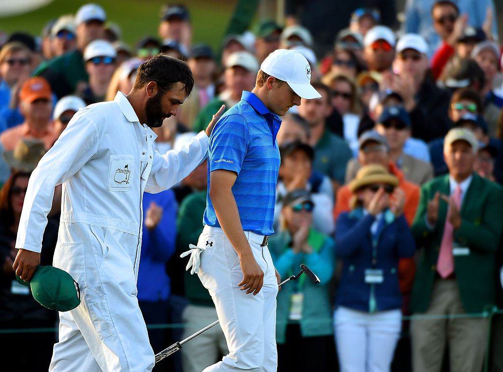 Jordan Spieth will have to face his demons at the Masters this year.