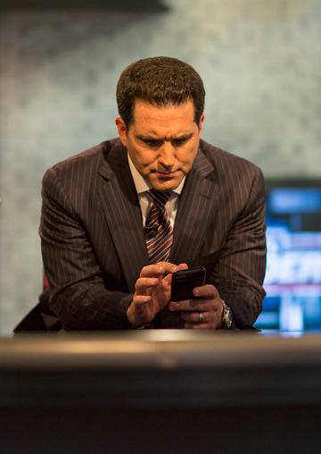 ESPN NFL reporter Adam Schefter