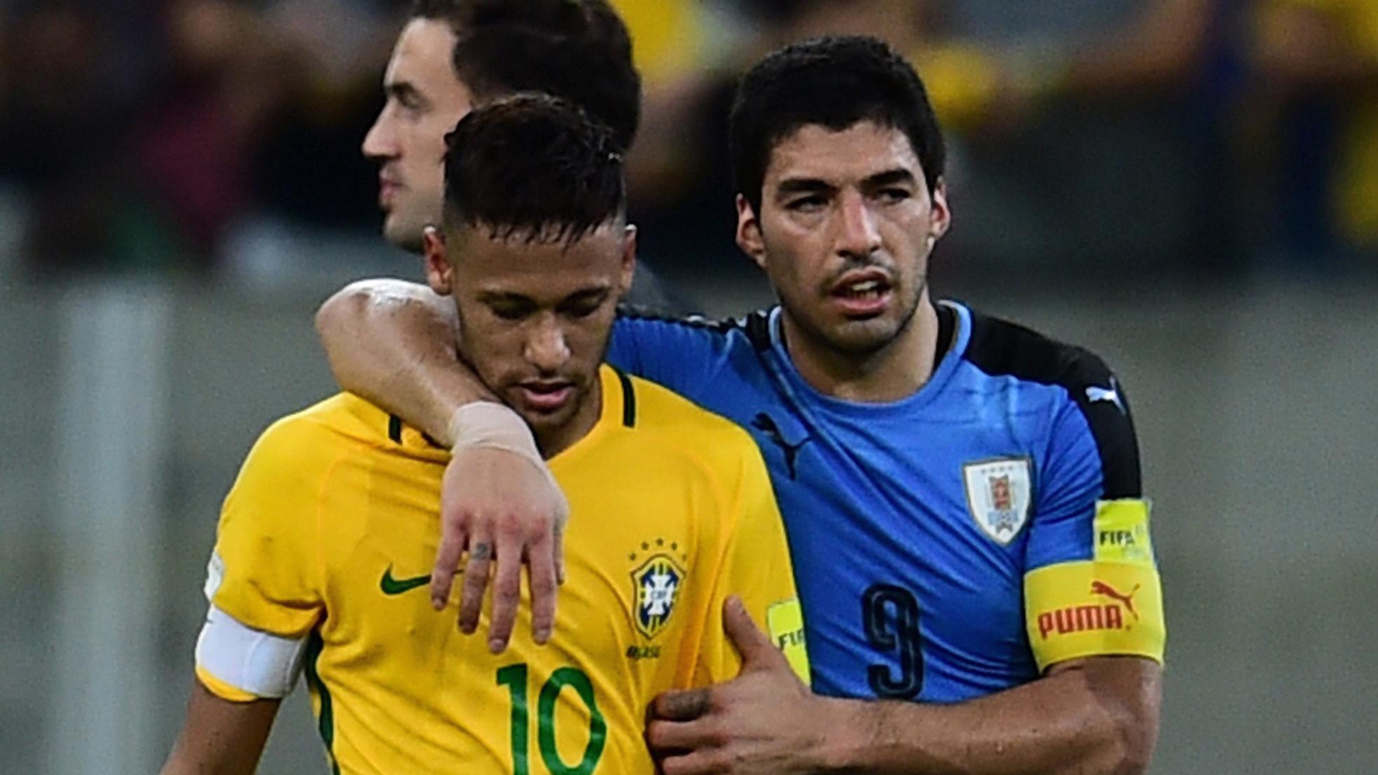 Image result for brazil uruguay photos