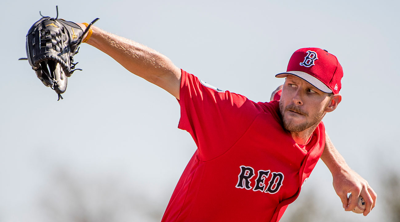 Chris Sale, Boston Red Sox