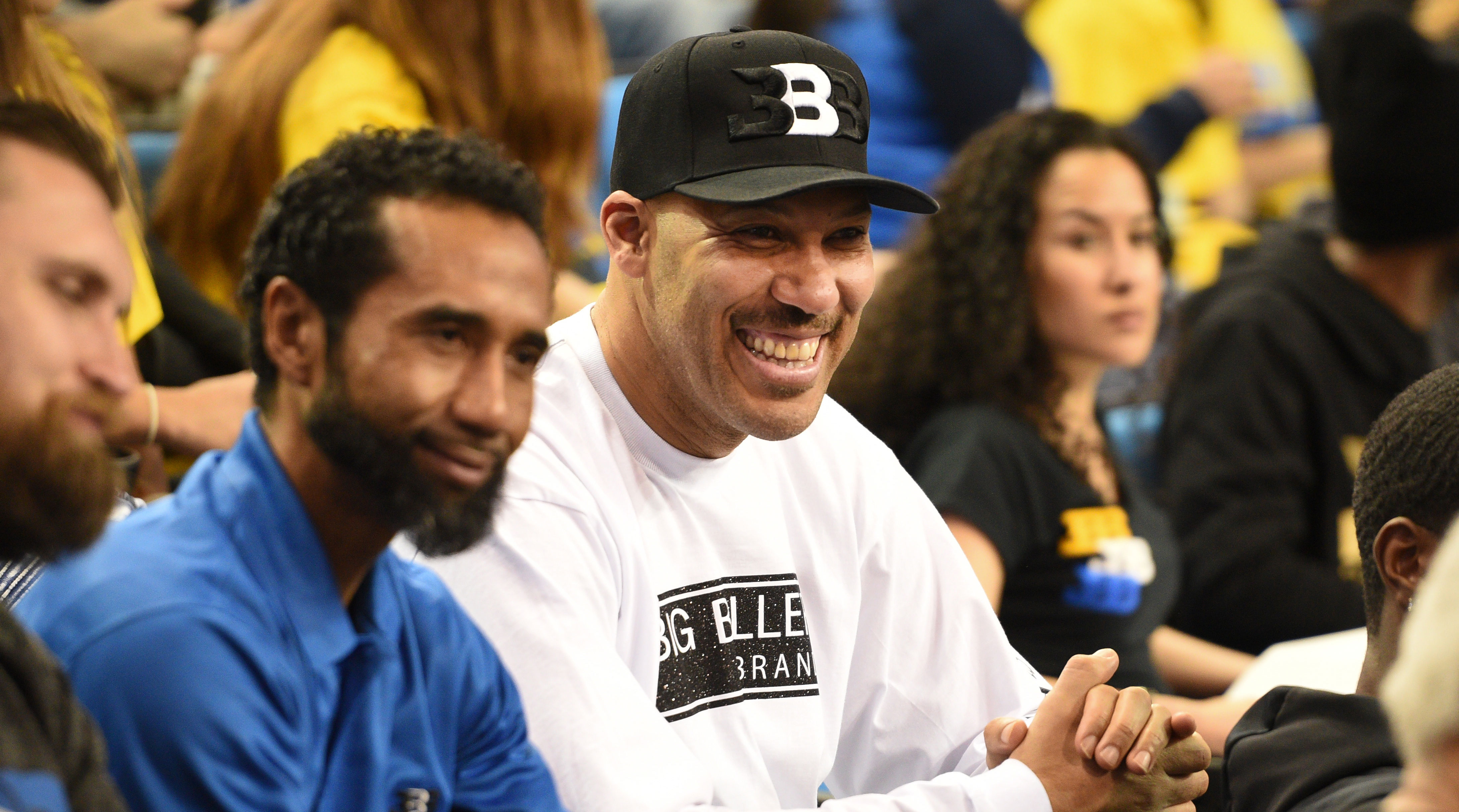Who Is Lavar Ball Father Of Ucla Star Lonzo Explained