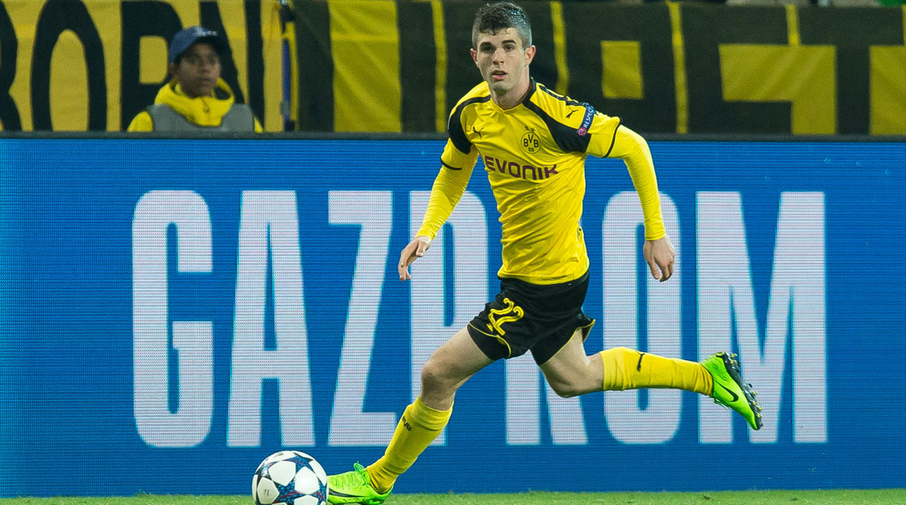 Christian Pulisic is a key part of the U.S. men's national team at 18