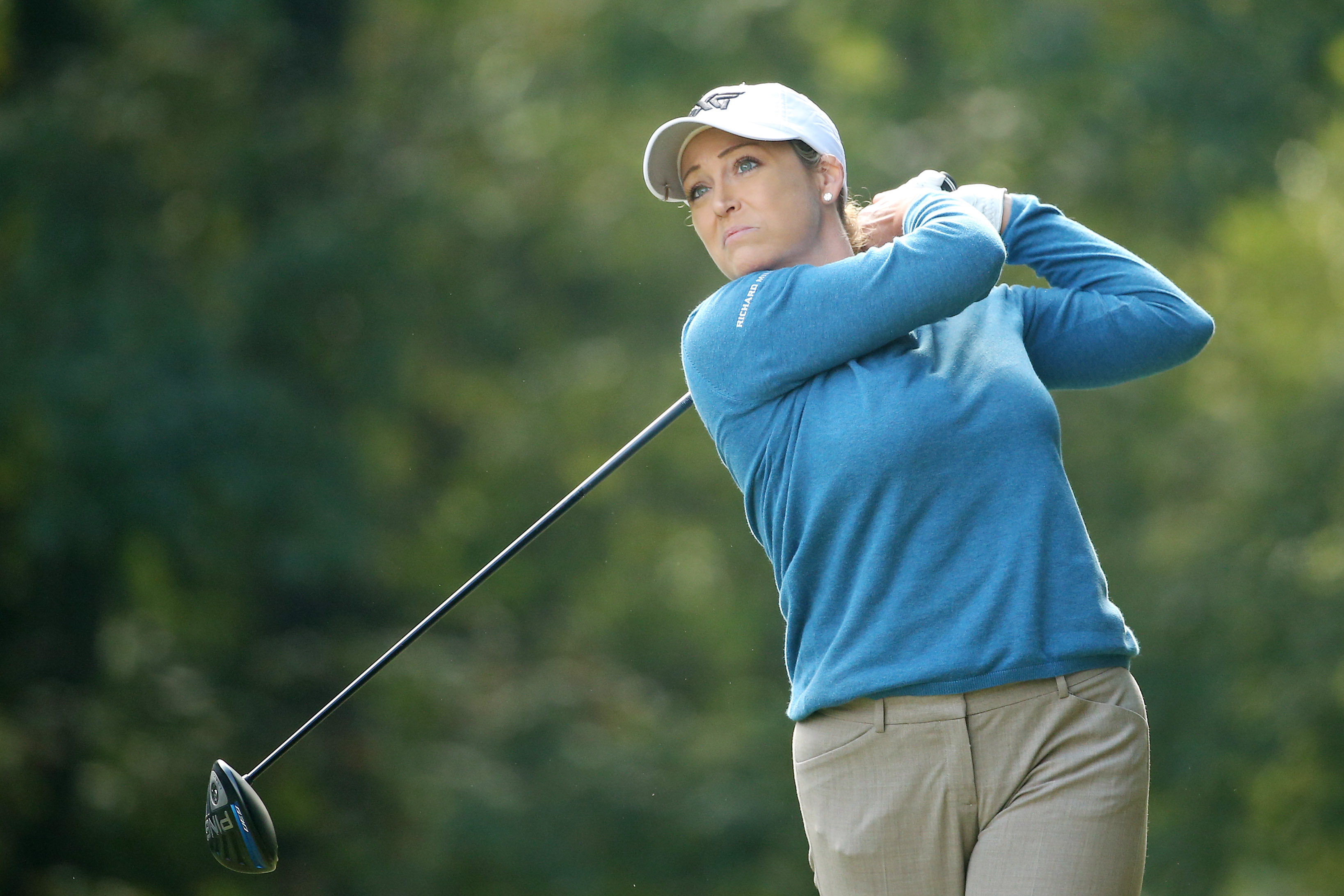 Cristie Kerr is an 18-time winner on the LPGA tour.