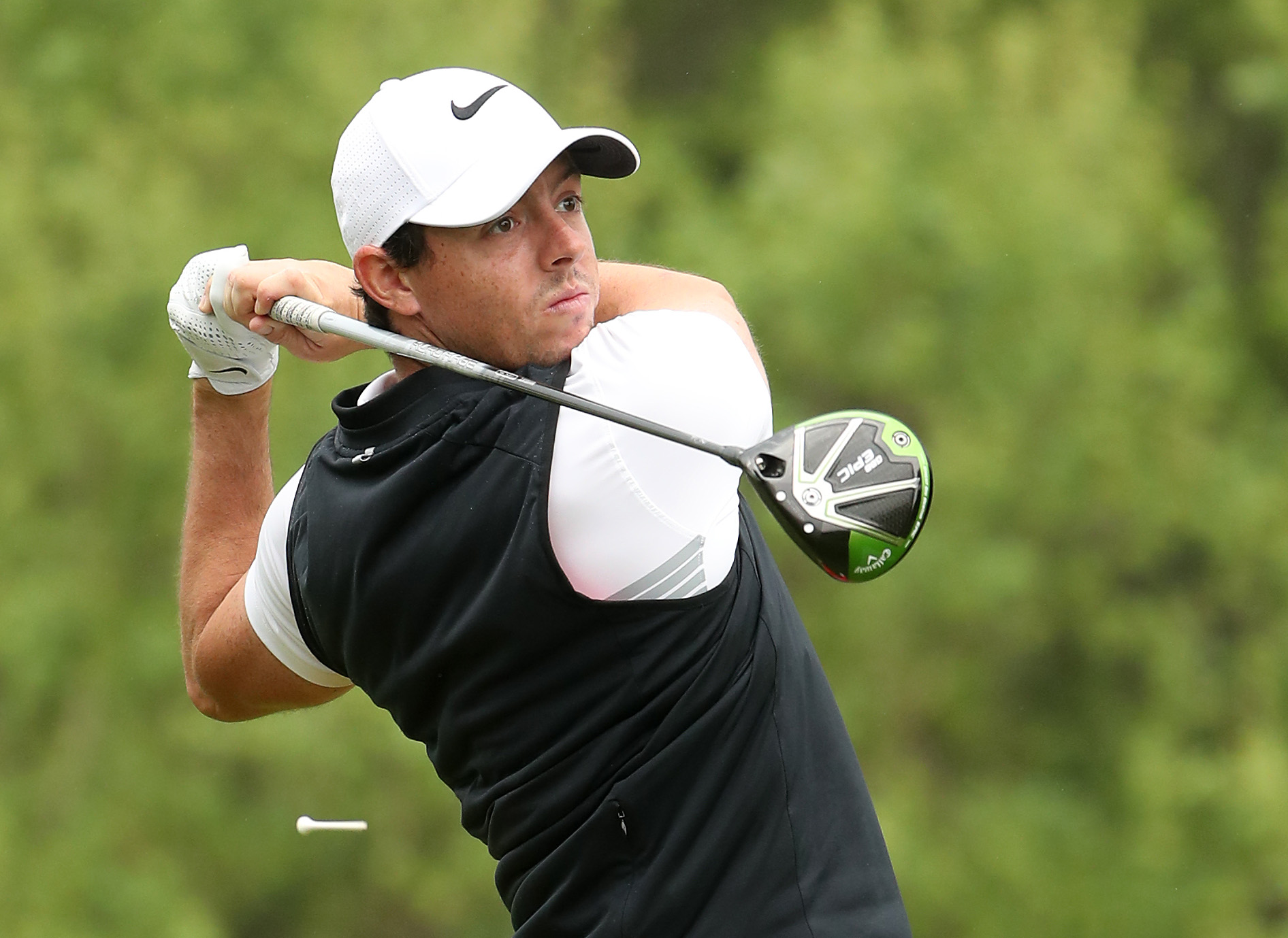 Rory McIlroy finished 1-1-1 in the round robin at this year's Match Play.