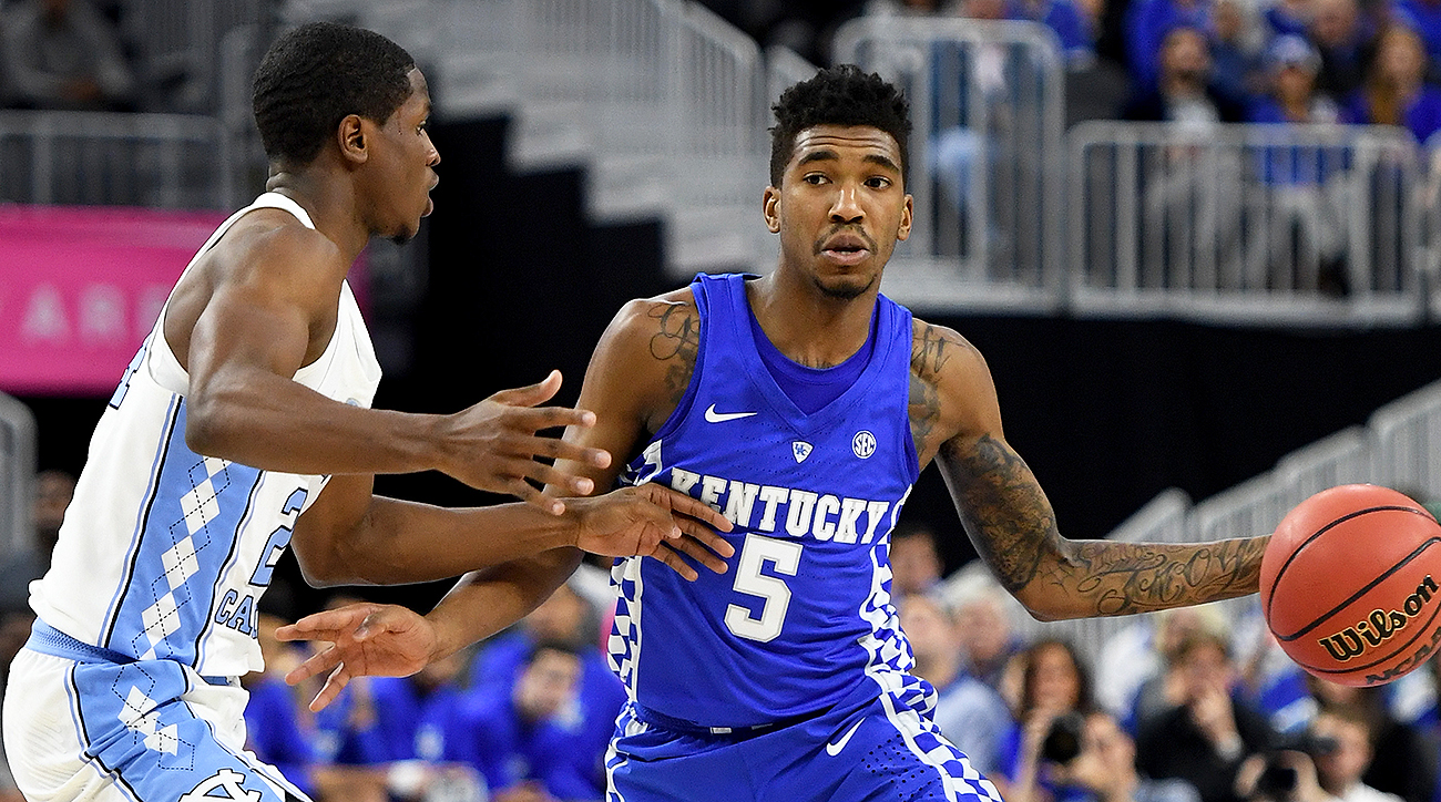 Kentucky Basketball Preview Wildcats Will Be Elite Again: March Madness: Kentucky-UNC Elite Eight Preview