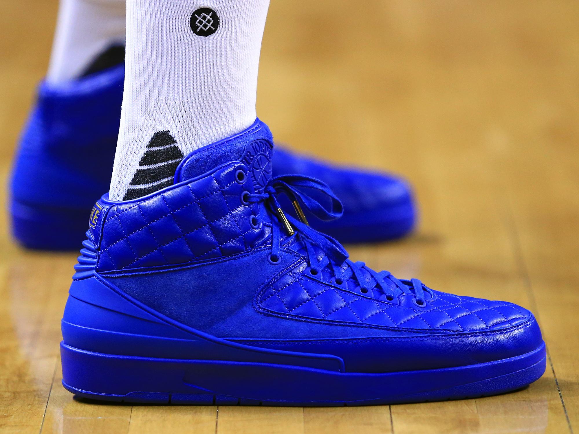 Pj Tucker Shoe Size