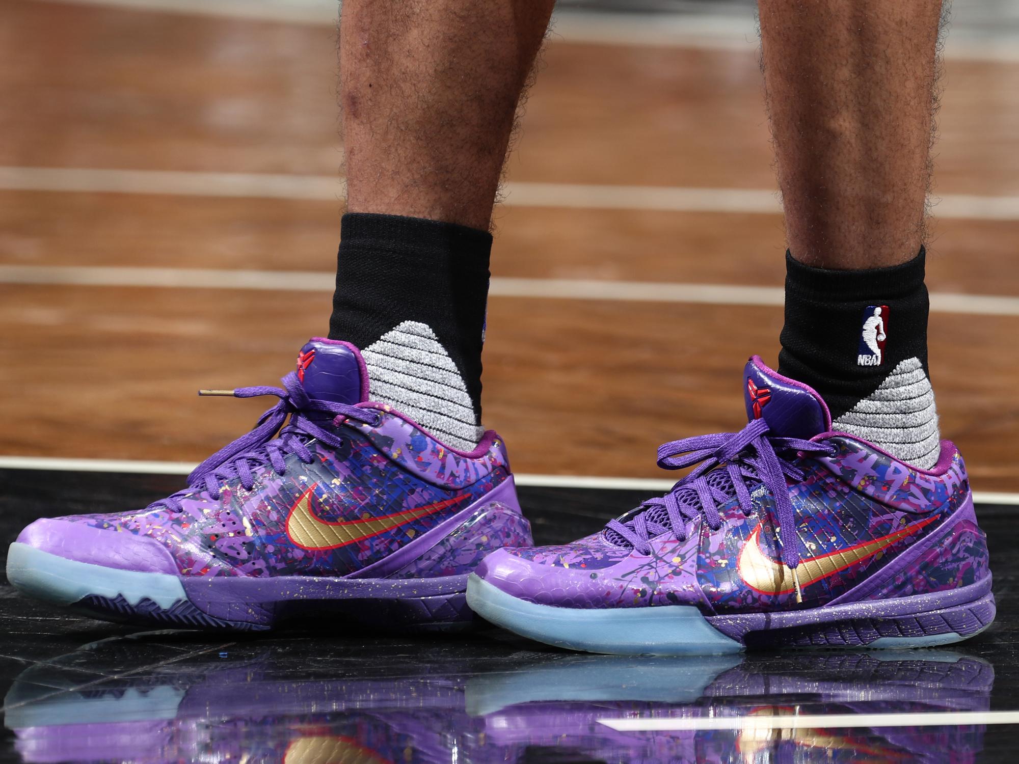 Nike Basketball Kobe 4 Prelude worn by Tyler Ulis