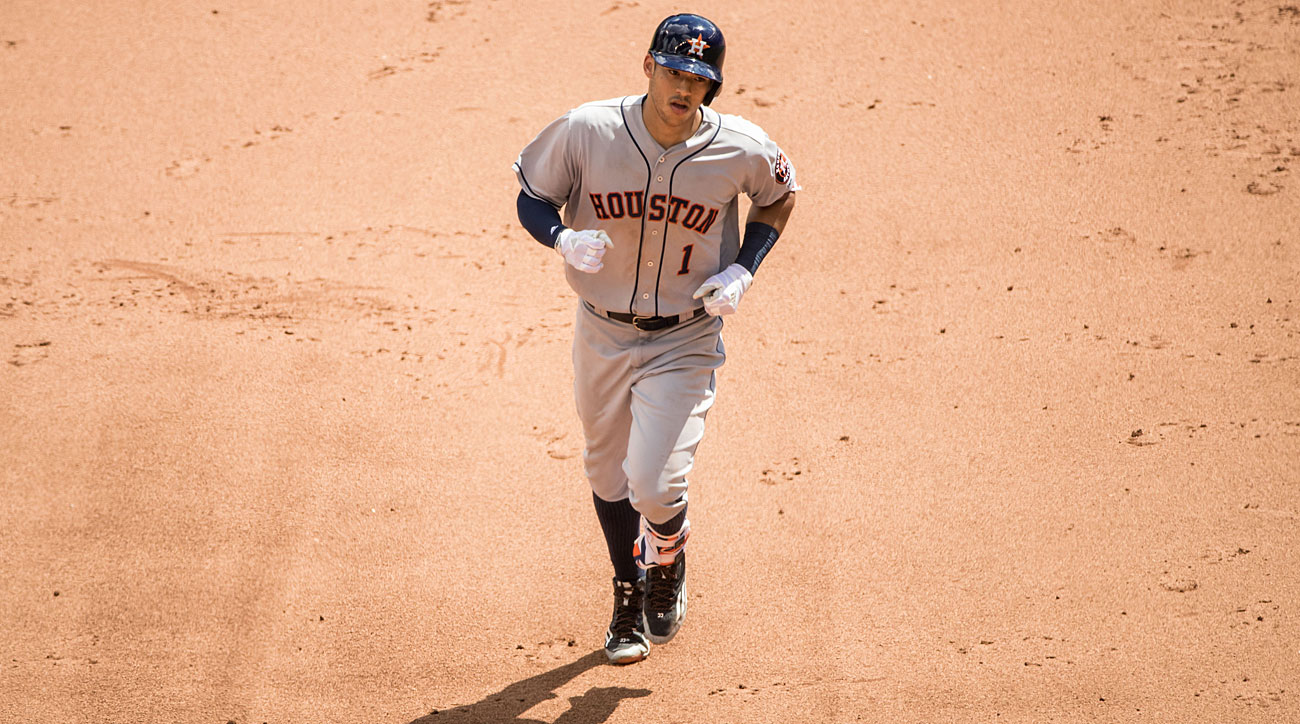 Carlos Correa, Houston Astros