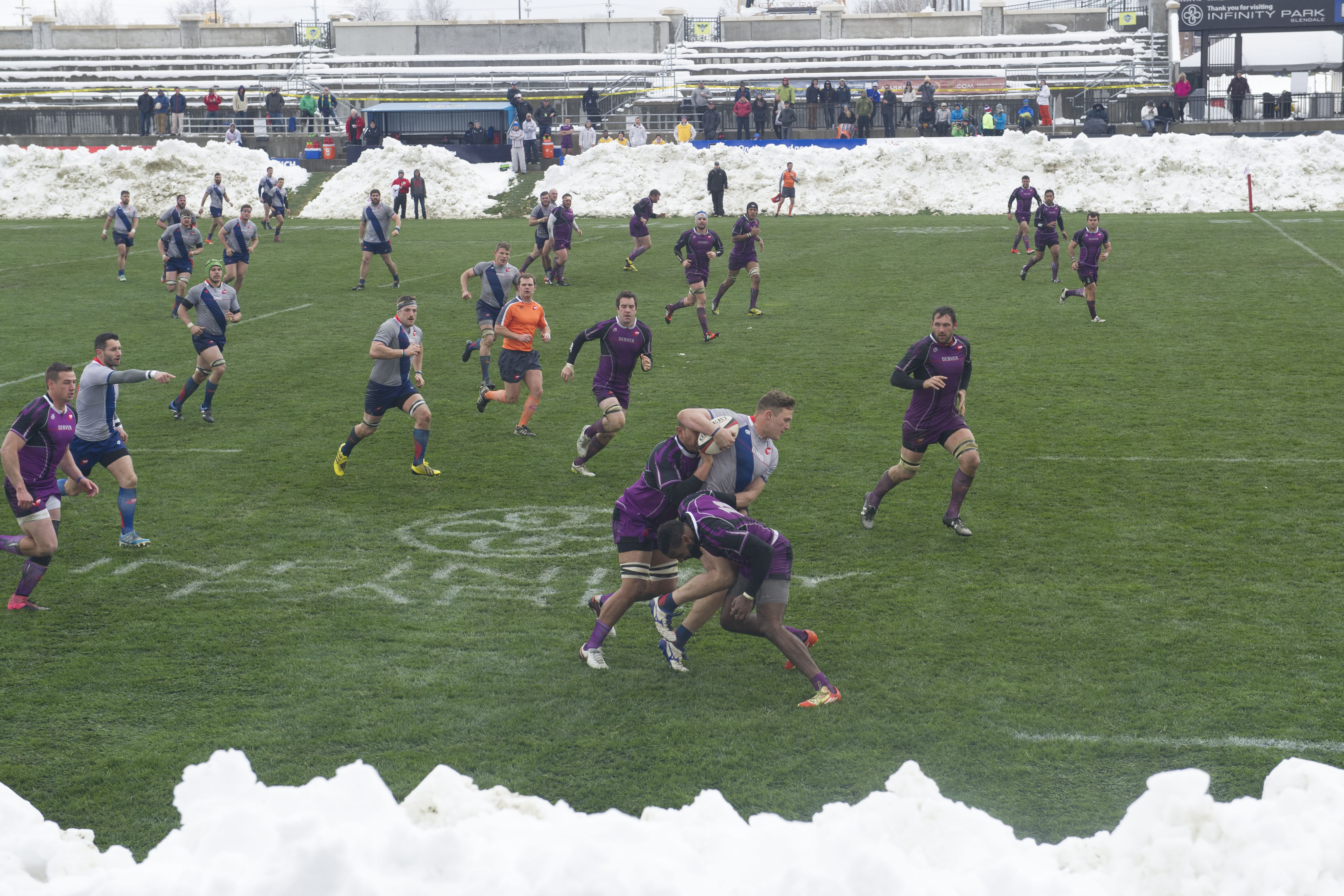 Rugby league amateur united states