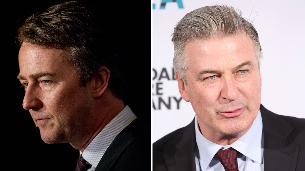 Actors Edward Norton and Alec Baldwin are the lastest high-profile activists on either side of the proposed Hills resort on Long Island.