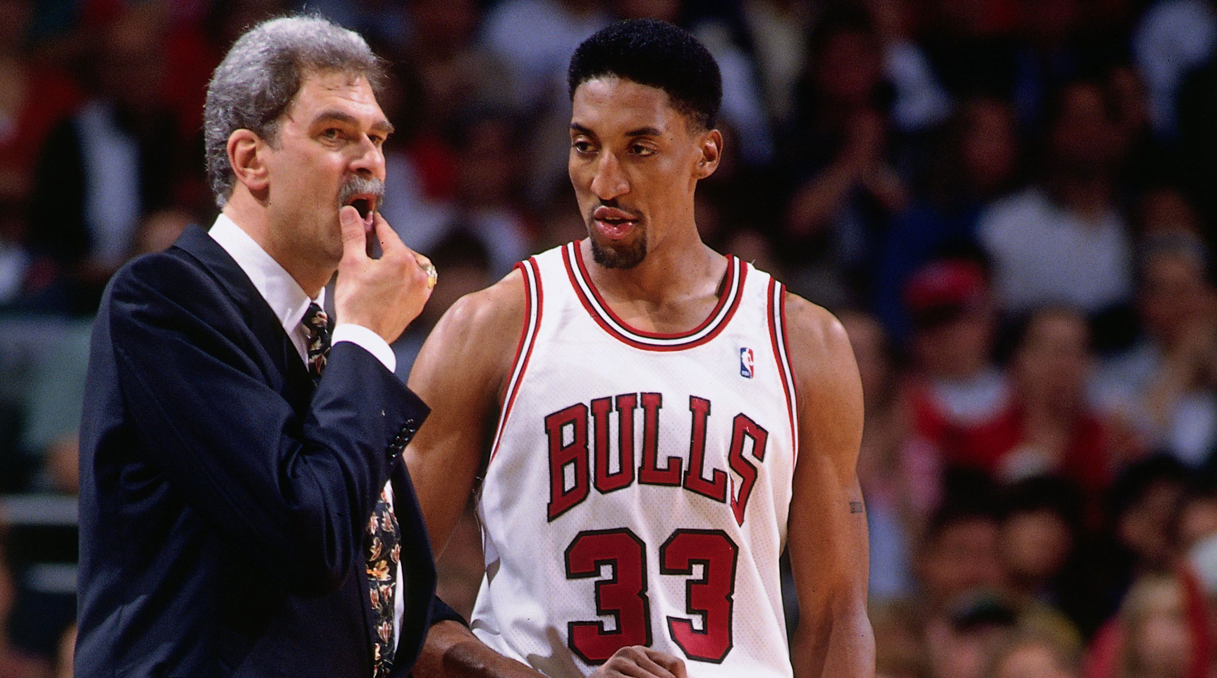 Scottie Pippen thinks Knicks should let Phil Jackson go