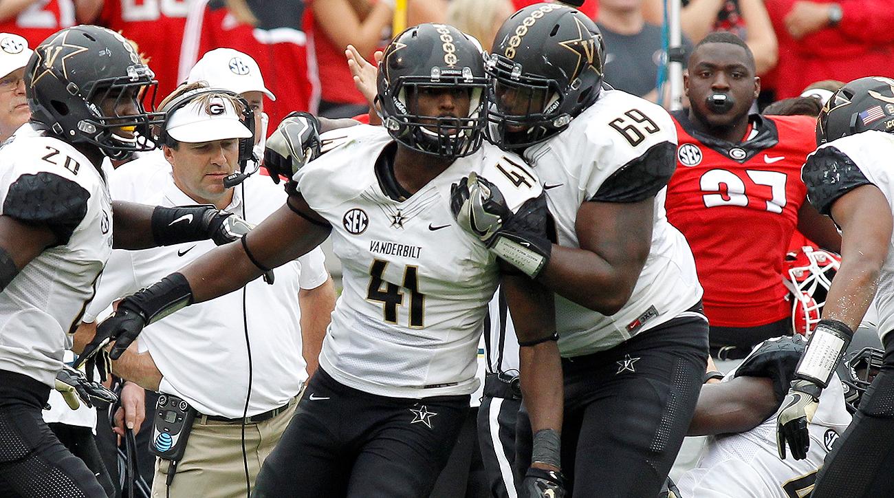 NFL draft scouting reports: Zach Cunningham, Vanderbilt