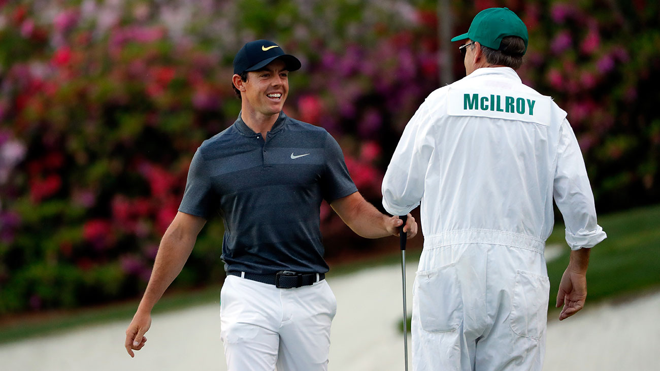 Augusta National is all that stands between Rory McIlroy and the career grand slam.